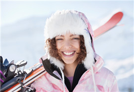 户外滑雪如何保护皮肤