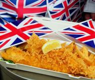 炸鱼薯条 英国味儿的庆丰包子