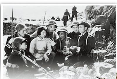 地雷战传奇:日军被迫拿子弹与老百姓换吃的