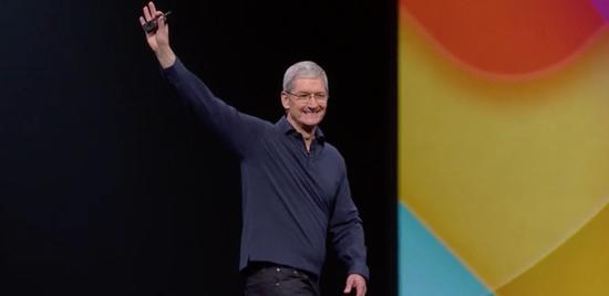 苹果CEO库克:我不认为虚拟现实是小众产品