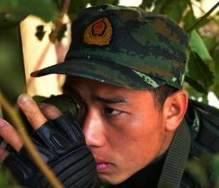 安徽武警:反恐实战演练提升打赢能力(图)