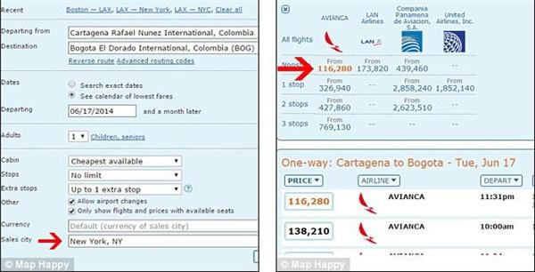 旅行专家教你如何网上省钱购机票