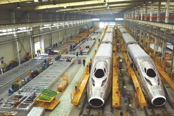 揭秘!你从未见过的高铁列车生产全过程