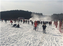大景山滑雪场