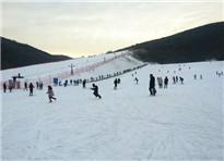 毛家峪滑雪场