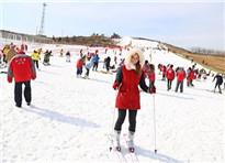 沁园春滑雪场