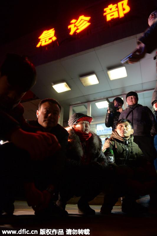 北京民警空军总医院抓获6名号贩子 皆为下线