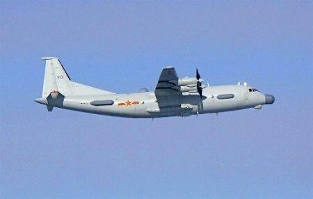 日方声称中国军机飞经对马海峡 疑侦察日舰动向
