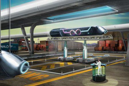 美国超级高铁:发誓碾压中国高铁