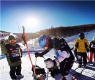 跟拍加航拍同步记录2016山地回转障碍赛