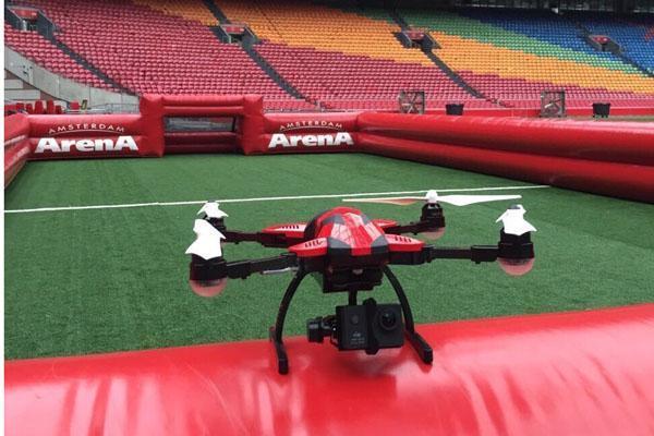 星图智控在欧洲发布蜻蜓无人机PRO 主打便携