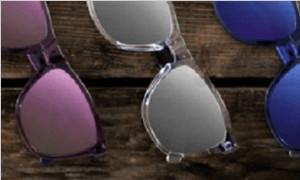 新款可跟你聊天的太阳眼镜亮相