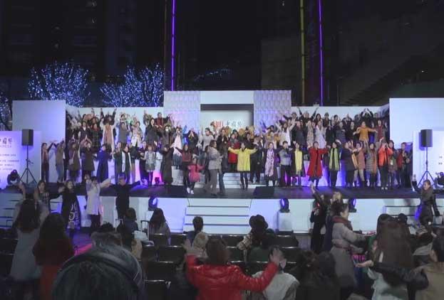 日本第一届中国节 华人团聚迎新春