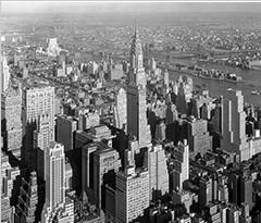 照片对比见证城市历史变迁