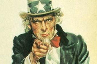 不同时期美军征兵广告有特色