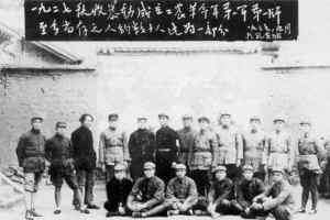 毛泽东点将张宗逊:挫败蒋介石闪击延安图谋