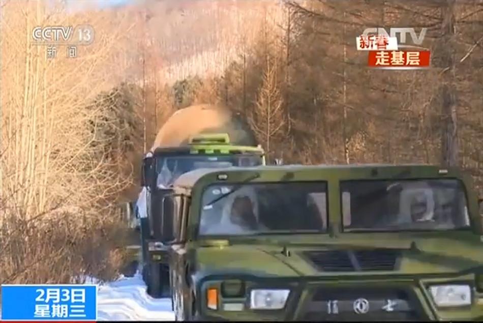 俄媒:中国掌握重型导弹运载车技术 水平超美国 - 上下四方宇的博客 - 上下四方宇的博客