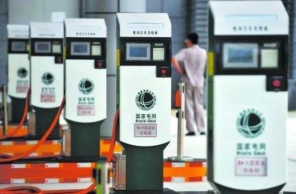位置偏僻利用率低 上海公共充电设备成鸡肋