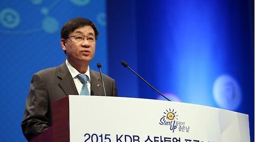 亚投行侯任副行长洪起泽:将为亚投行发展尽全力