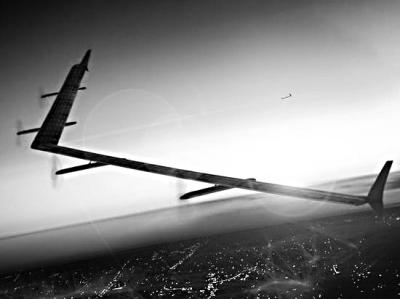 谷歌用太阳能无人机带来5G技术