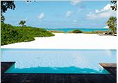 盘点:那些令人心生向往的私人小岛度假村