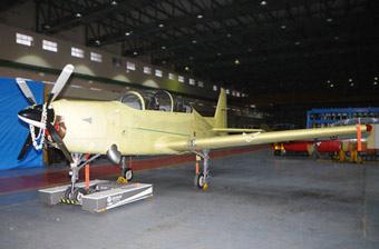 印度国产教练机下线空军看不上