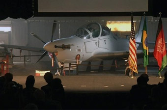 美国空军为何相中螺旋桨攻击机