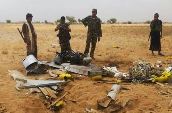 胡塞武装称击落一架沙特无人机
