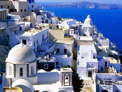 """爱琴海上有座""""爱情岛"""""""