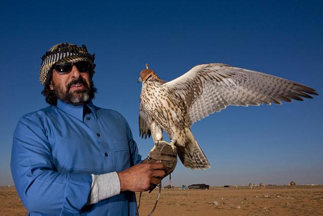 法摄影师镜头揭沙特生活的神秘面纱
