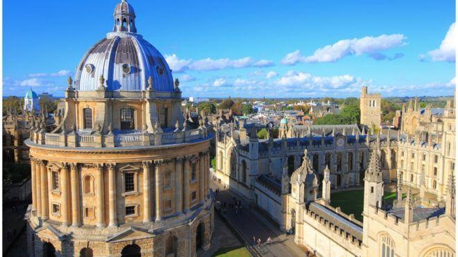 """牛津剑桥招生程序被指""""复杂令人生畏"""""""
