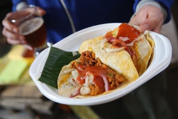 肯塔基大学开设墨西哥卷饼课 快来尝尝吧