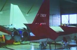 日本心神五代机秀翼面联动和矢量尾喷