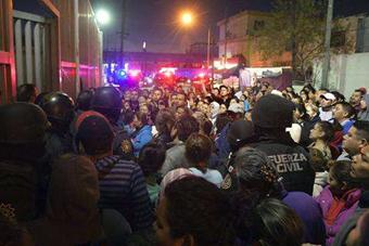 墨西哥监狱发生骚乱 至少30人死亡