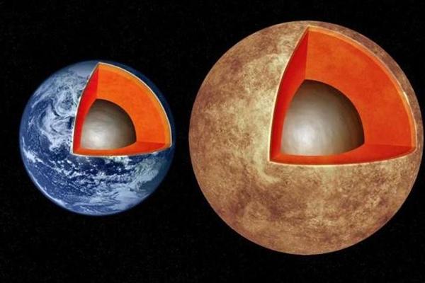 """这颗系外行星的""""心""""与地球几乎一模一样"""