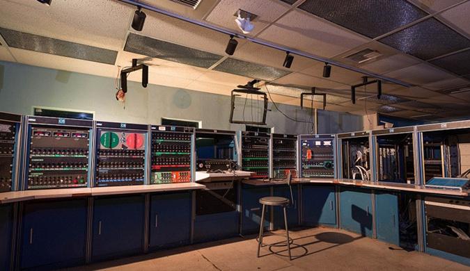 探访NASA绝密野外实验室 已今非昔比