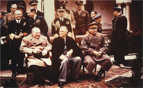 雅尔塔会议:七十年前谁在雅尔塔占了便宜?