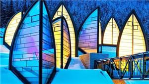 世界各地最具创意滑雪小屋