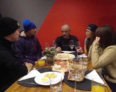 视频:一家意大利餐厅与中国滑雪场的故事