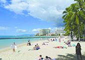 到夏威夷尽览各色海滩