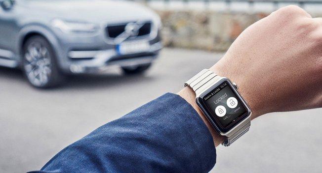 沃尔沃明年发售无钥匙汽车 优化用户体验