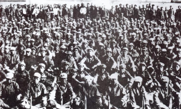 红军攻打叙永曾停用重武器 敌军强迫百姓挡箭