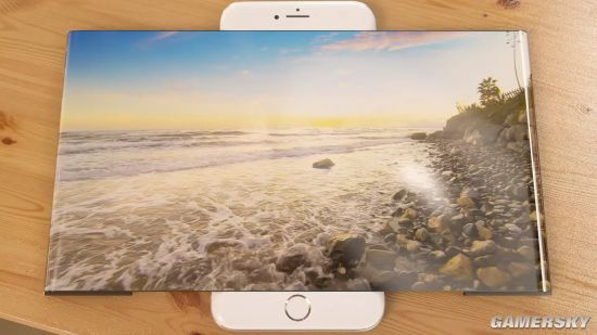 最炫酷iPhone 7概念设计 追求极致的宽屏效果