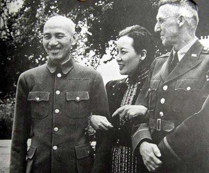 蒋介石的糟糕口音:说话难懂 险闹出人命