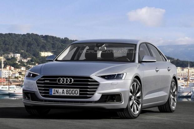 奥迪将推出新V8/V6柴油发动机-新车