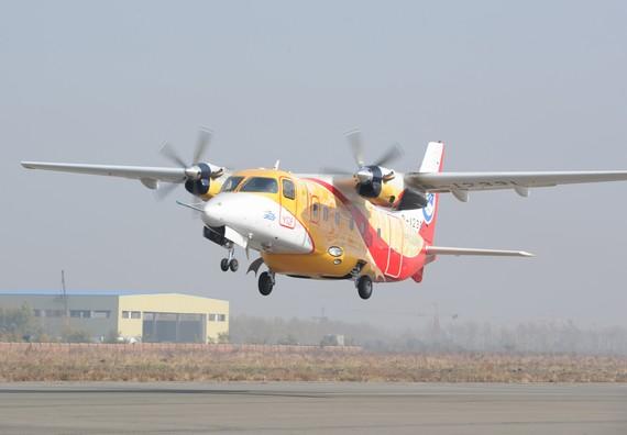 运-12F获FAA型号合格证 性能在世界有明显优势