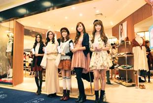 日本森女流行文化创造者、女装教父的中国战略