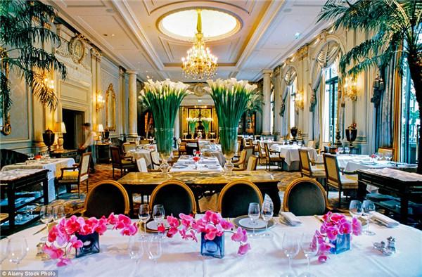 2016福布斯全球五星酒店排行榜 巴黎澳门9家酒店上榜