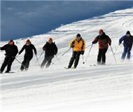 """大连滑雪经济""""滚雪球""""般增长 各滑雪场冷暖自知"""
