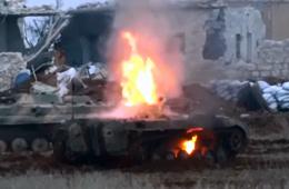 一发RPG炮弹就能击毁BMP装甲车?